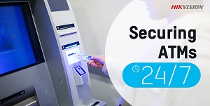 Securing ATMs 24/7 with Intelligent Security Technology