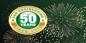 Securiton Celebrates 50th Birthday of Aspirating Smoke Detectors
