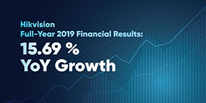 Hikvision Announces Full-year 2019 and First Quarter 2020 Financial Results