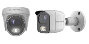 Grandstream Releases New Series of IP Surveillance Cameras