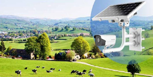 Boost Security at Remote Locations with Hikvision's Solar-Powered Stand-Alone Security Solutions