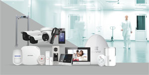 Prama Hikvision's Smart Healthcare Solutions with AI Empowered End-to-End Thermal Screening Ensures Security