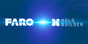 FARO Expands Digital Twin Product Suite Acquires HoloBuilder Inc.